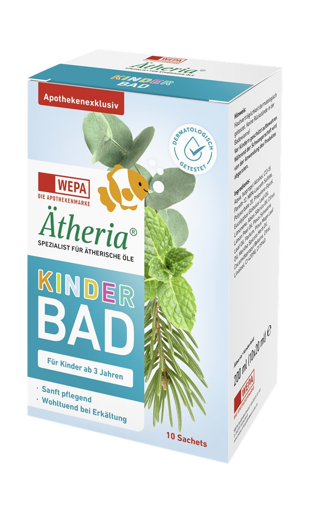 Ätheria<sup>® </sup>Kinderbad, 10er Packung