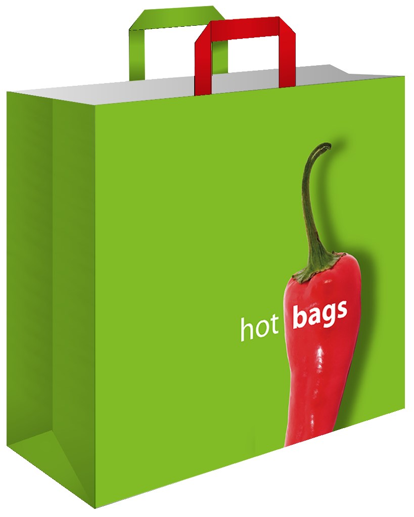 Multi-Shopper 9 l Hot Chili
