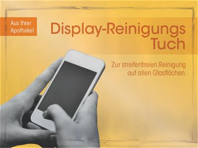 Display-Reinigungs-Tuch