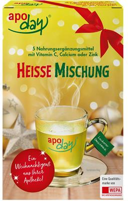 <p>apoday<sup>®</sup> Heiße Mischung</p>