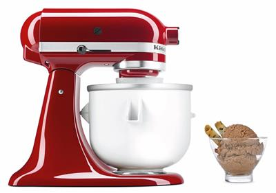 <p>KitchenAid Ice Cream Maker</p>