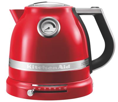 <p>KitchenAid Wasserkocher Artisan, rot</p>